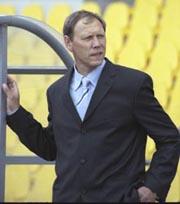 В «АТЫРАУ» новый главный тренер