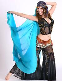 Узбекская танцовщица бывшего посла Великобритании