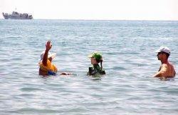 В воскресенье на Капшагае утонула семья