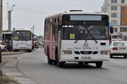 Полку корейских автобусов прибыло