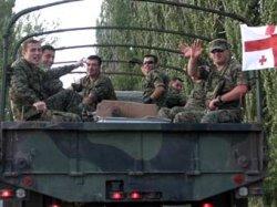 Грузия заявила о взятии Цхинвали