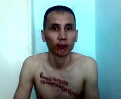 Протест по-зэковски: вырезать на груди «предсмертную записку»