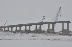 Три моста на подходе
