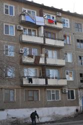 Ребёнок упал с 5-го этажа и остался жив