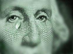 В Нью-Йорке раздавали деньги жертвам кризиса