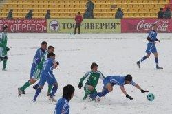 Футбол: «Эту победу мы посвятили Шоху»!