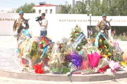 Мемориал жертвам репрессий снесли