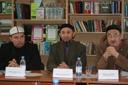 Комиссия из Алматы защитила областного имама