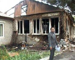 В Талдыкоргане сгорел наркодиспансер: 37 погибших