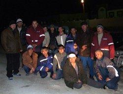 Нефтяники Жанозена начинают акцию протеста-голодовку