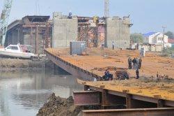 Рухнувший мост уйдёт в металлолом