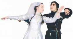 Школа танца дяди Сулико
