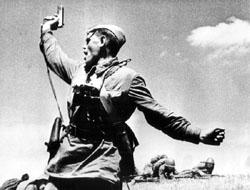 Солдат из Денгиза упокоился через 65 лет после смерти на поле боя