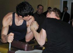 Честный спорт для сильных мужчин