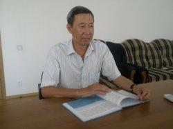 Ихтиолог А. Камелов: «Катастрофа с осетровыми уже была в 40-е, но тогда государство справилось»